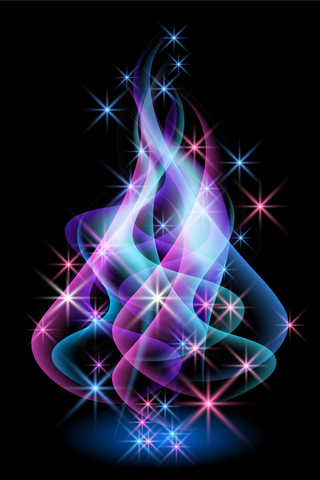 flames of love and kindness