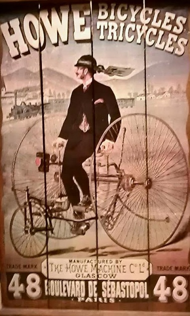 Howe bicycle company