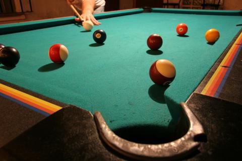 PEA POOL - Pool and Billiards - Google Sites
