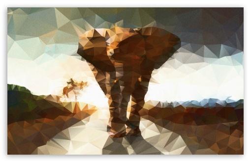 elephant_polygon_illustration-t2